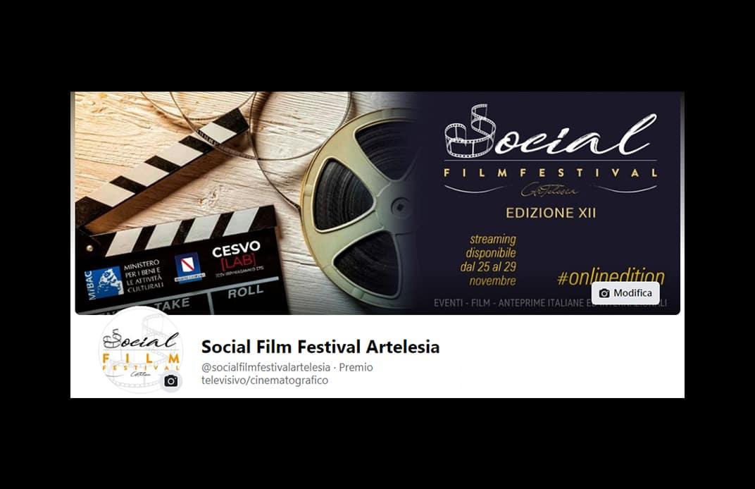 Portfolio - Festival del Cinema Social ArTelesia