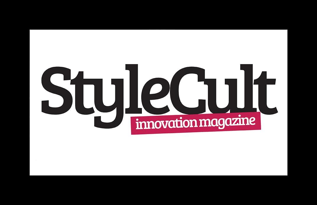 """Portfolio - Magazine online """"StyleCult"""" logo"""
